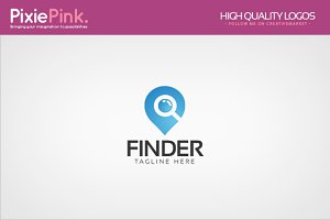 Finder Logo Template