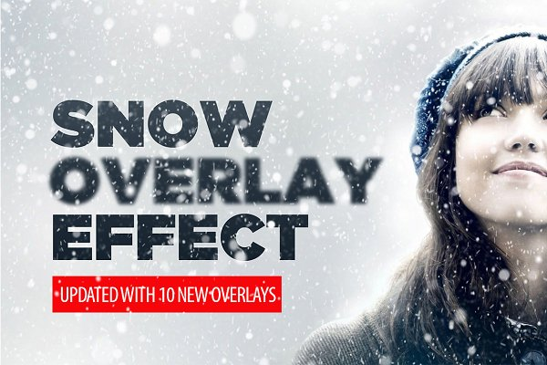 [UPDATED] Snowy Day Overlay Effect