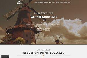 Nakoi - Responsive Premium Theme