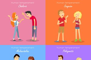 Human Temperament Fundamental