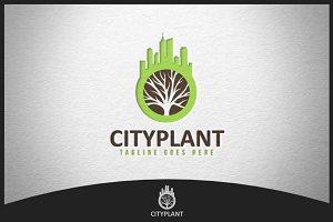 City Plant Logo