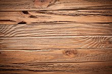 Image texture of old wooden planks.