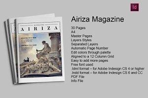 Airiza Magazine