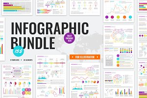 BIG INFOGRAPHIC BUNDLE