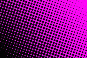 Abstract background of pink dots