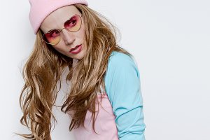 Party Girl Swag fashion beanie