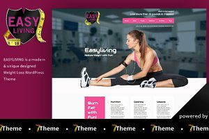 Easyliving - Weight Loss Theme