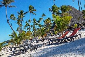 Summer Beach Paradise Caribbean I