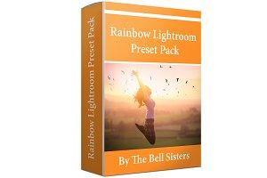 Rainbow Colours Lightroom Preset