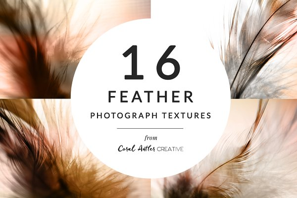 Feather Texture Pack