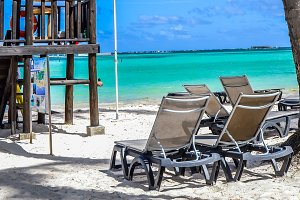 Summer Beach Paradise Caribbean IV