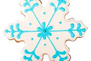 Christmas ginger gingerbread