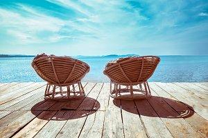 Ocean vacation