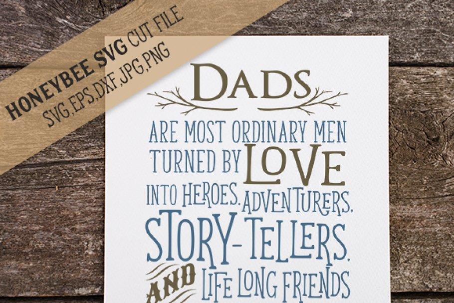 632ca662c Dad the man, the myth, the Legend ~ Illustrations ~ Creative Market