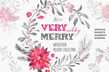 Very Merry Silky. Holiday Collection