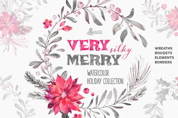 Very Merry Silky. Holiday Collectio…