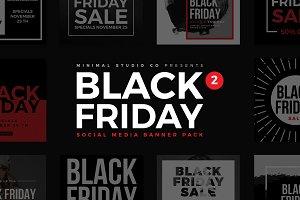 Black Friday Social Media Banner V2