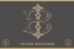 BI Monogram IB Monogram