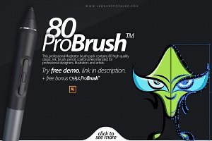 80 ProBrush™ + Free Demo