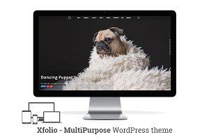 Xfolio - Premium MultiPurpose Theme