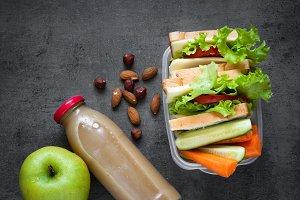 School Lunch box