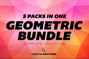 Geometric Bundle 5 IN ONE (SALE)