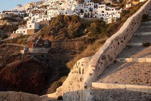 Santorini Sunset at Oia
