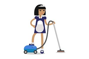 House Cleaning Personnel