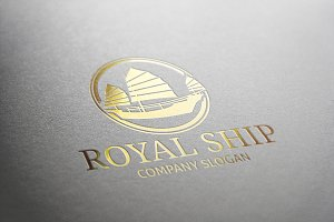 Royal Ship Logo