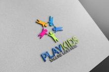 Play Kids Logo 10 % discount