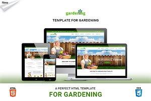Gardening-Landscaping&Patio Website