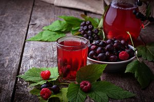 Berry drink