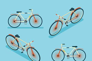 Isometric Bike