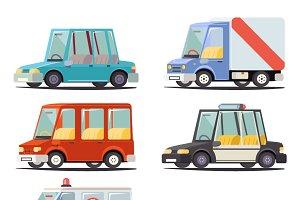 Transport Car Vehicle