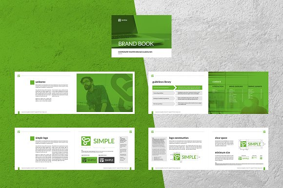 Simple Brand Guidelines