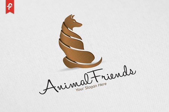 Animal Friends Logo