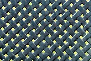 Texture from garden chair