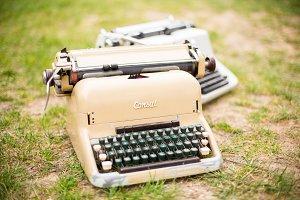 Consul Typewriter #1