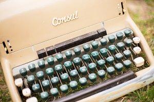 Consul Typewriter #2