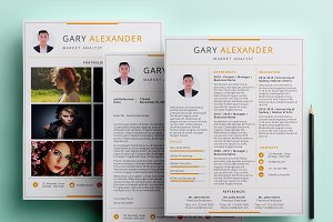 PowerPoint Resume Pack