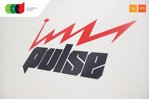 Pulse - Logo Template