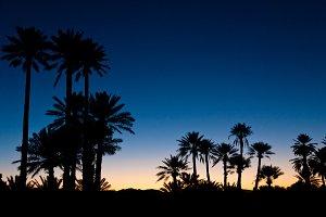 Morocco sunrise