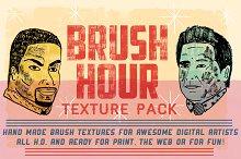 BRUSH HOUR! - Texture Pack