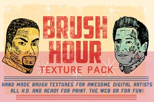 BRUSH HOUR! - Texture Pack