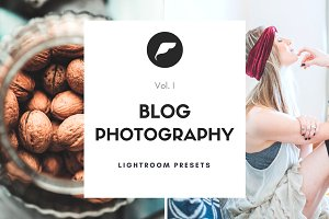 30+ Blog Photography Presets Vol. I