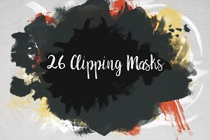Clipping Mask Collection