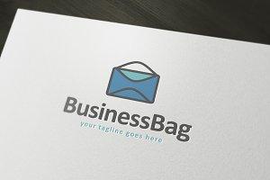 Business Bag Logo Template