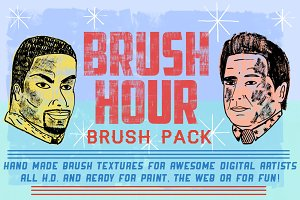 BRUSH HOUR! Brush Pack!