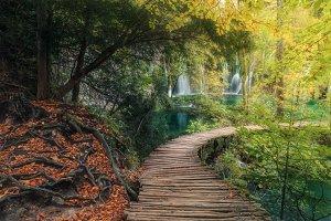 Park Plitvice Lakes web