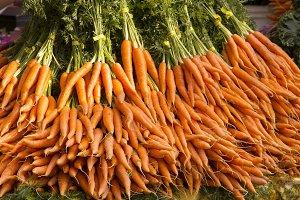 Market Carrots